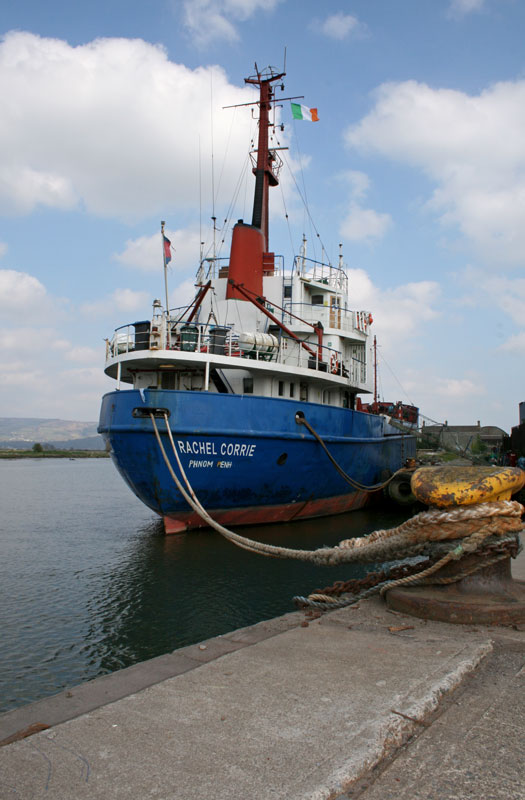 Introducing the MV Rachel Corrie